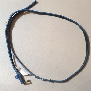 Other - Blue belt